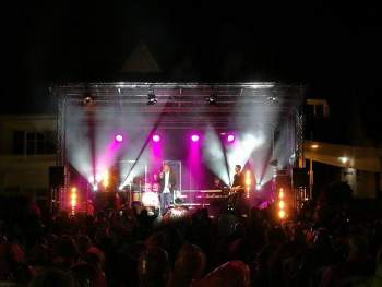 Christian Lais live in Kandern